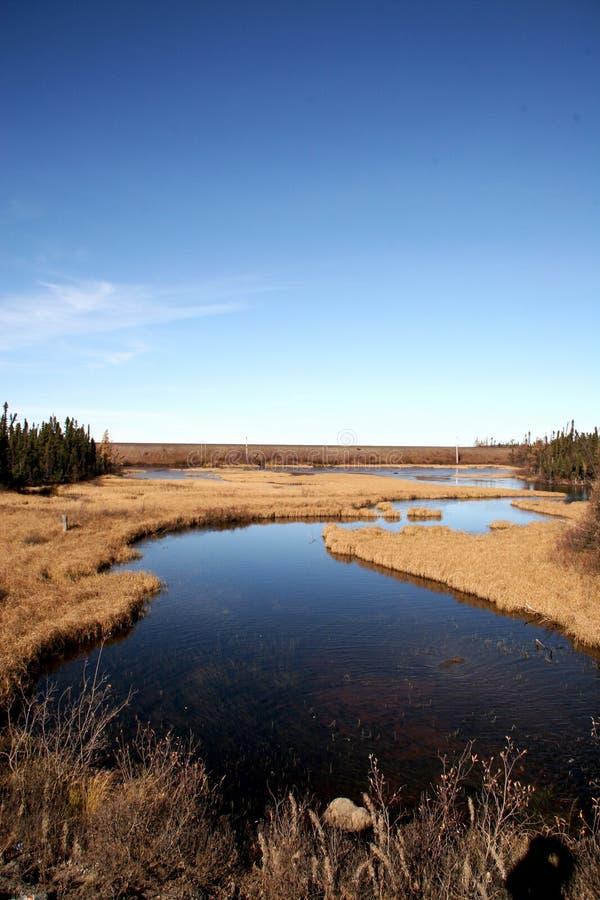 Paisaje de Labrador imagenes de archivo