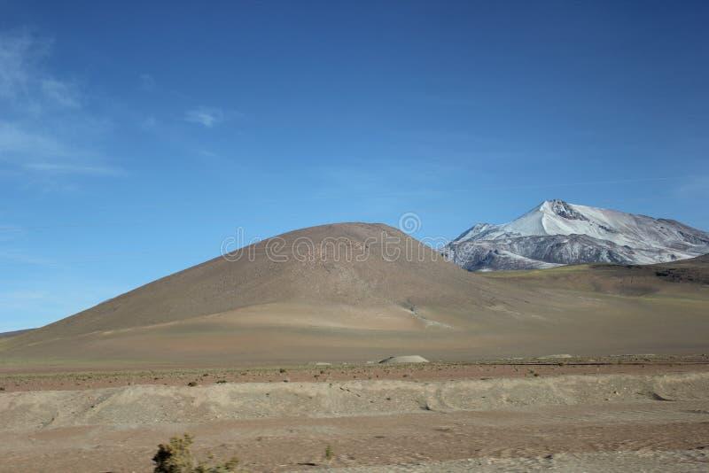 Paisaje de las montañas imagen de archivo libre de regalías