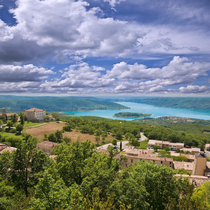 Download Paisaje de Provence imagen de archivo. Imagen de señal - 41906159