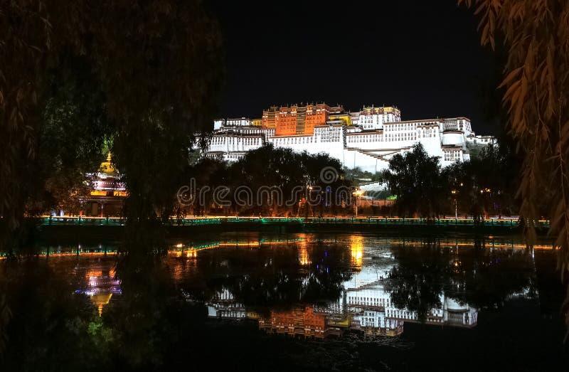 Paisaje de Tíbet imágenes de archivo libres de regalías