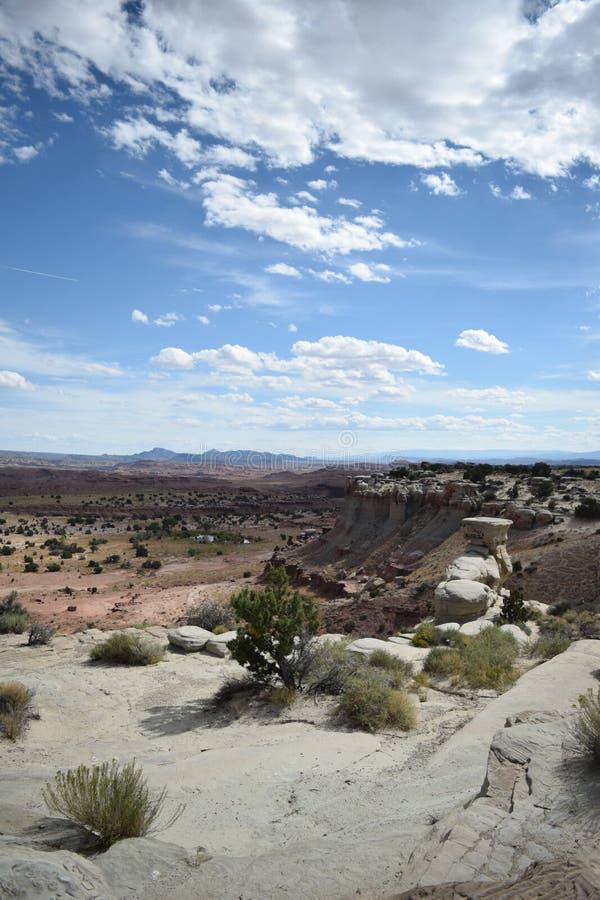 Paisaje de Utah fotos de archivo libres de regalías