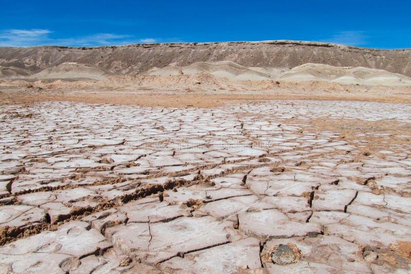 Paisaje del desierto de Atacama fotos de archivo