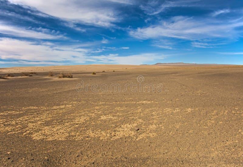 Paisaje del desierto de Namibia 5 foto de archivo libre de regalías