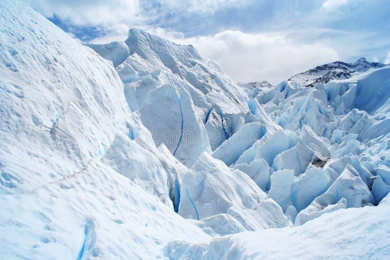 Paisaje del Patagonia, sur de la Argentina imágenes de archivo libres de regalías