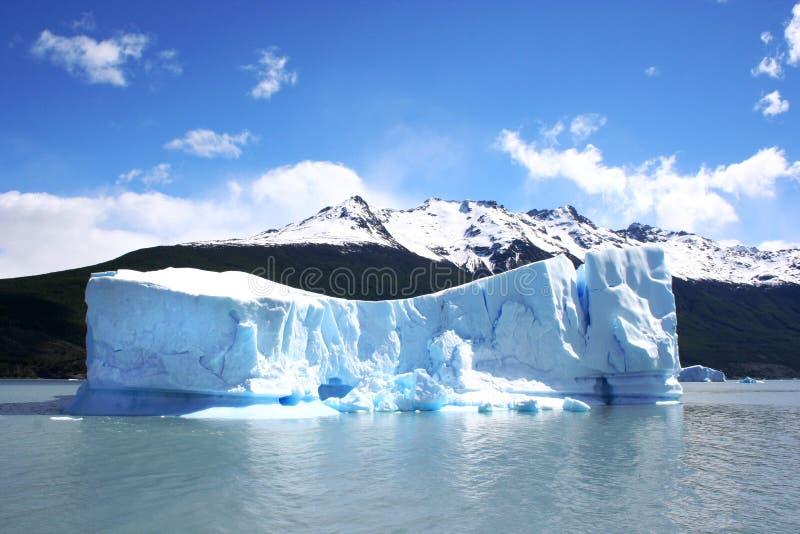 Paisaje del Patagonia, sur de la Argentina imagen de archivo