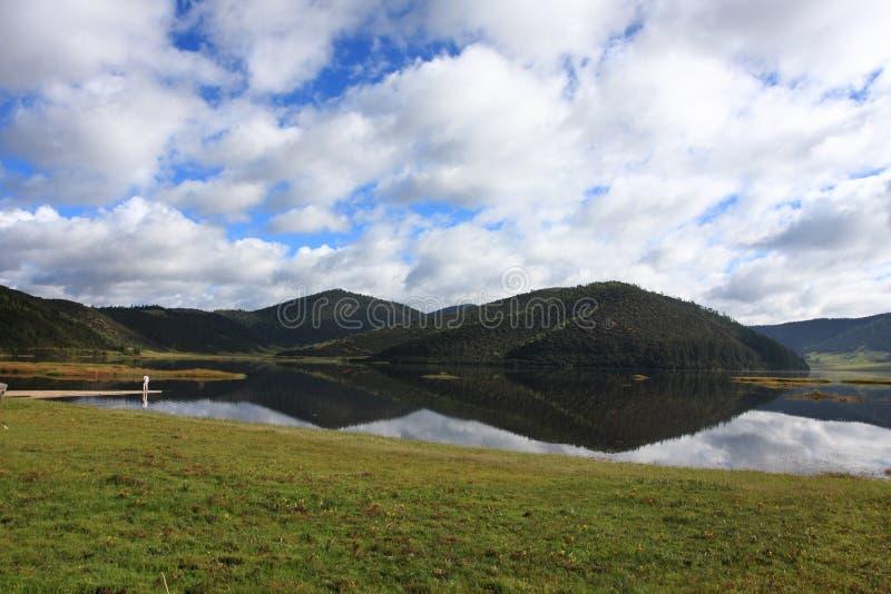 Paisaje en parque nacional imagenes de archivo