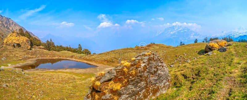 Paisaje Himalayan imagenes de archivo