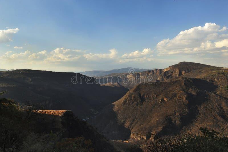 Paisaje Montañas stock foto