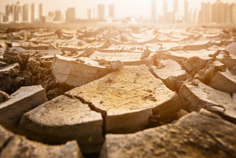 paisaje Posts-apocalíptico imágenes de archivo libres de regalías