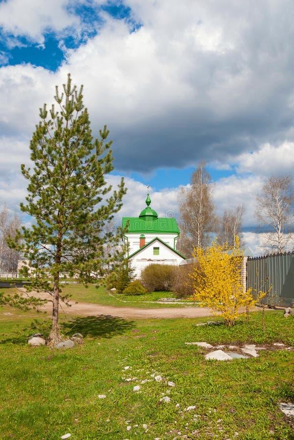 Download Paisaje Ruso De La Primavera Foto de archivo - Imagen de d0, ortodoxo: 64206320