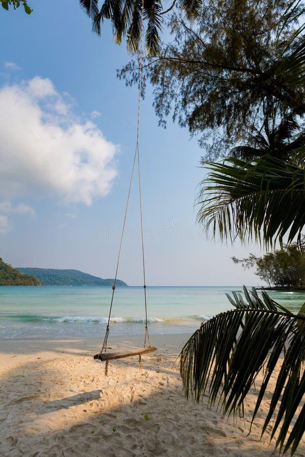 Paisaje tropical de Koh Kood fotografía de archivo libre de regalías