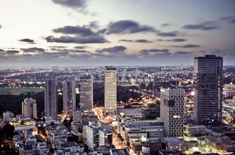 Paisaje urbano imagen de archivo libre de regalías