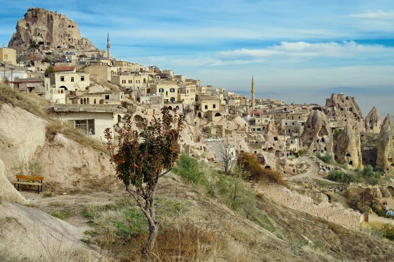 Download Paisaje Urbano De Cappadocia - Turquía Foto de archivo - Imagen de cubierta, anatolia: 44854724