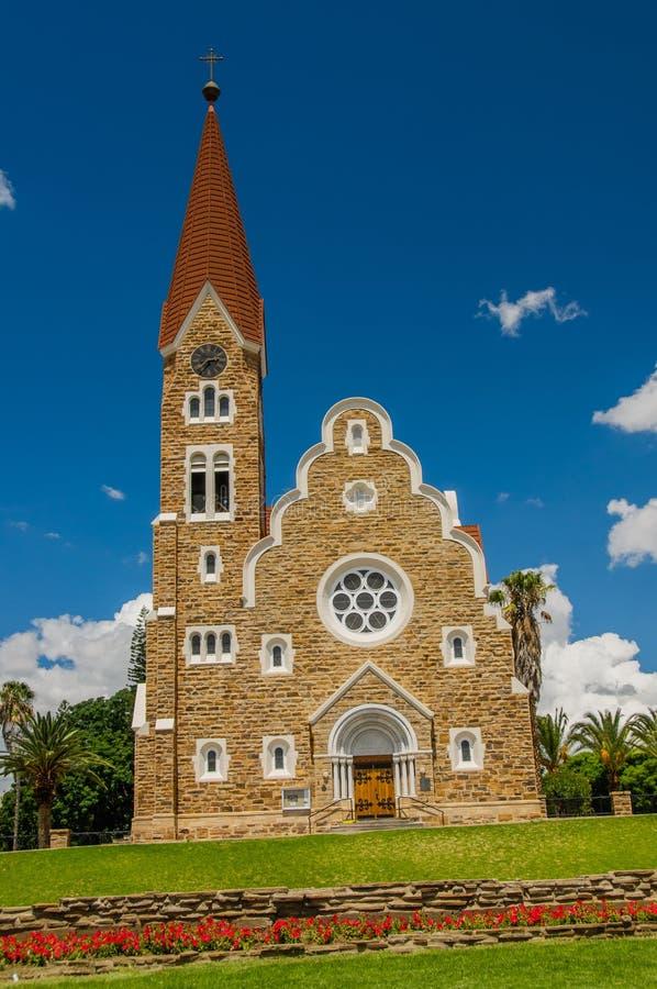 Paisajes africanos - Windhoek Namibia fotos de archivo libres de regalías