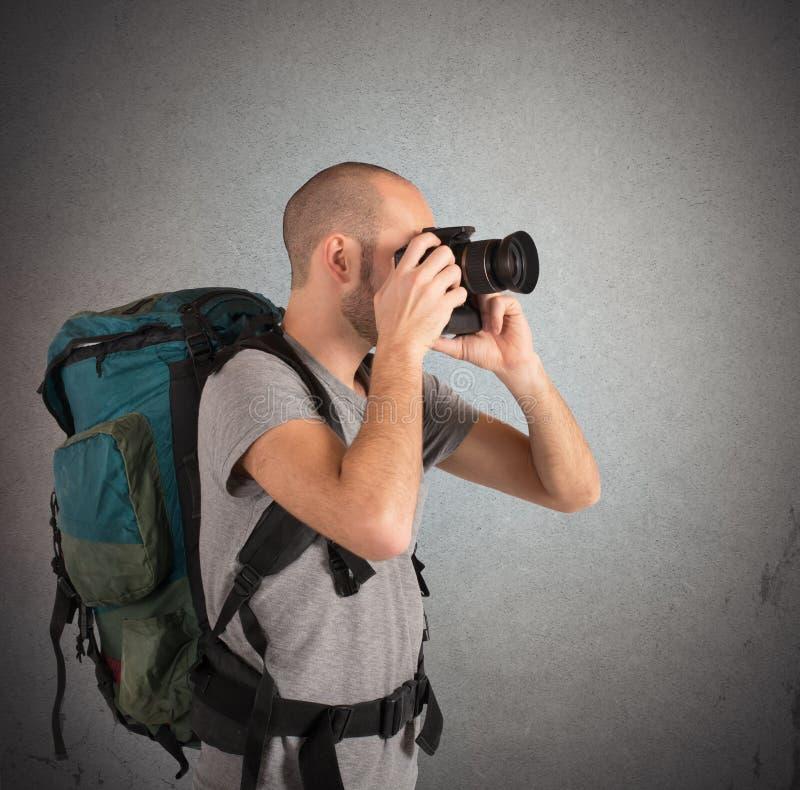 Paisajes de fotografía del explorador foto de archivo
