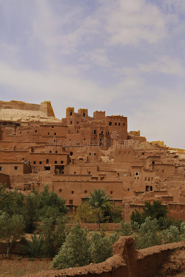 Paisajes de la naturaleza de Marrakesh en Marruecos, África Desierto y montañas Viaje Marruecos wanderlust fotos de archivo libres de regalías