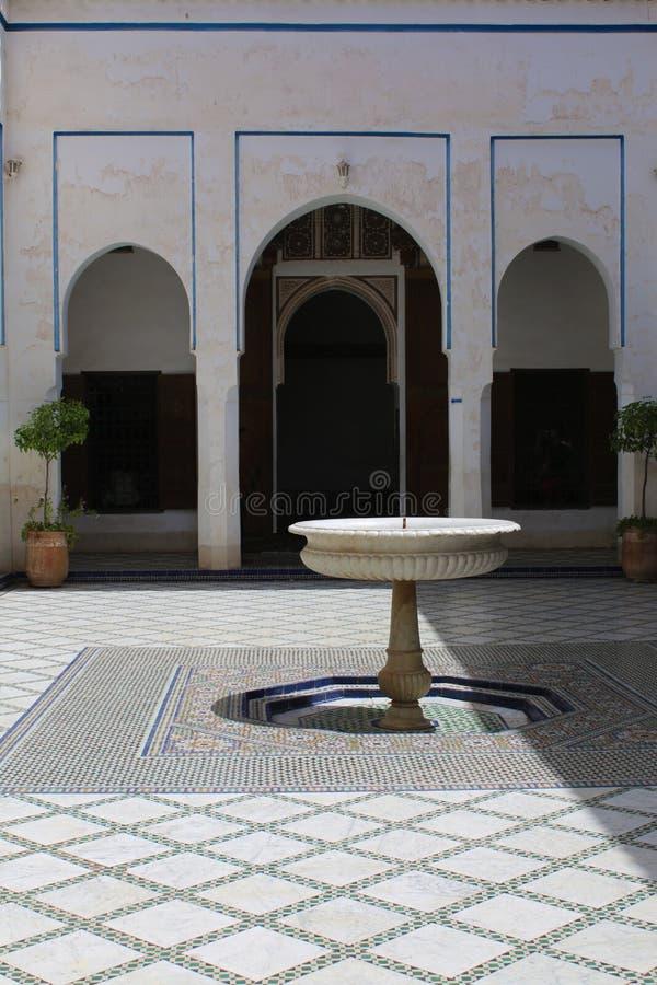 Paisajes de la naturaleza de Marrakesh en Marruecos, África Desierto y montañas Viaje Marruecos wanderlust imagen de archivo libre de regalías