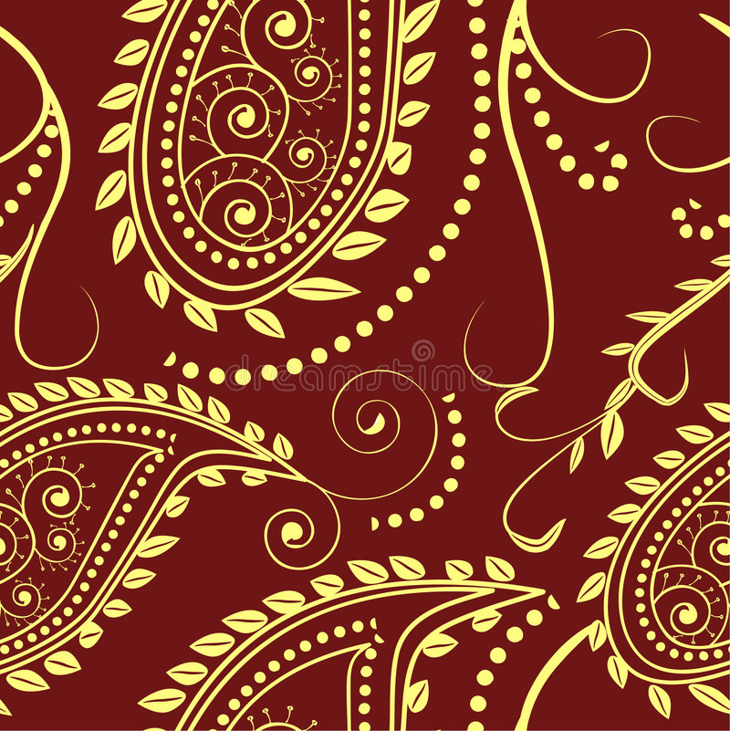 Paisley design vector illustration