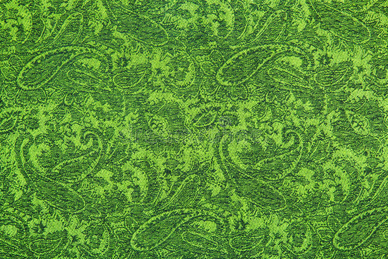 Paisley pattern textile. Traditional paisley pattern cashmere pashmina sample stock photography