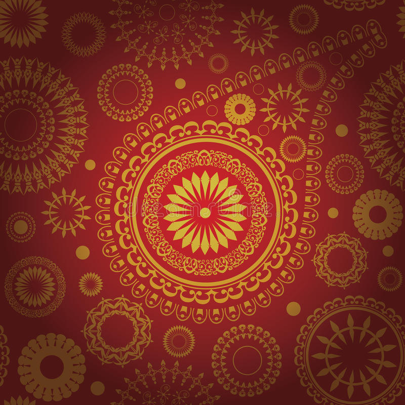 Download Paisley seamless stock vector. Image of richness, textile - 13425361