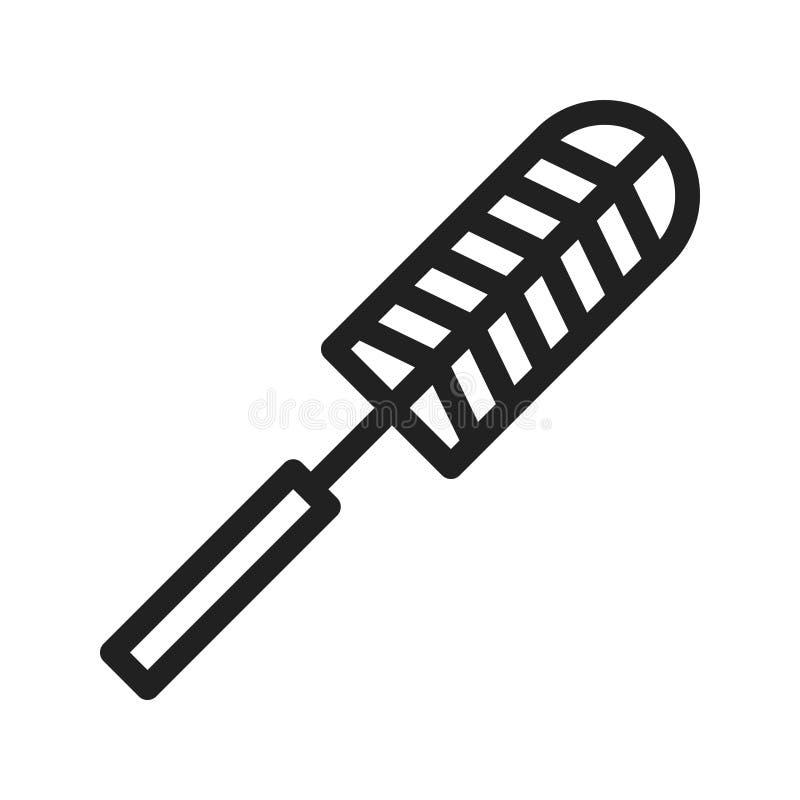 Pajęczyny Duster ilustracja wektor