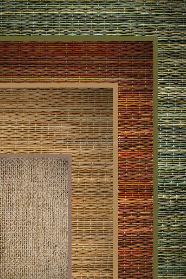 Paja de la textura fotografía de archivo libre de regalías