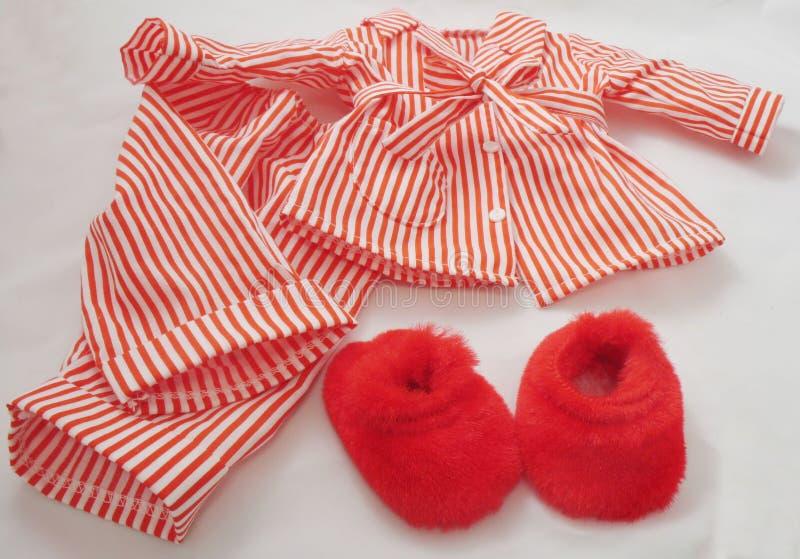 Download Pajamas stock photo. Image of warm, miniature, nightclothes - 2114760