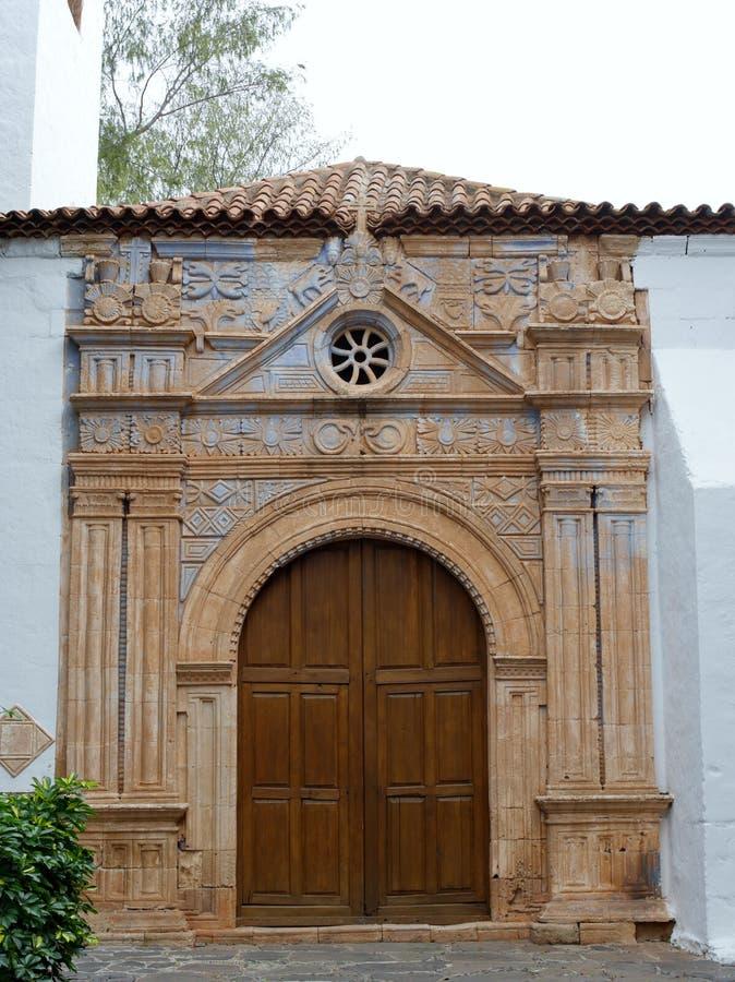 Pajara σε Fuerteventura που ανήκει στην Ισπανία στοκ φωτογραφία