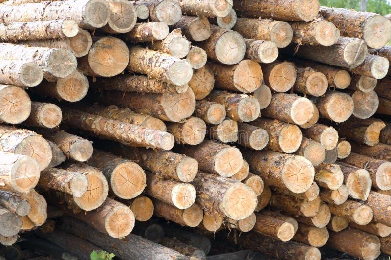 Download Pak logboeken stock foto. Afbeelding bestaande uit stapel - 10780108