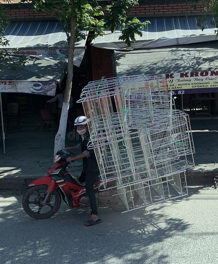 Paketlieferung lizenzfreies stockbild