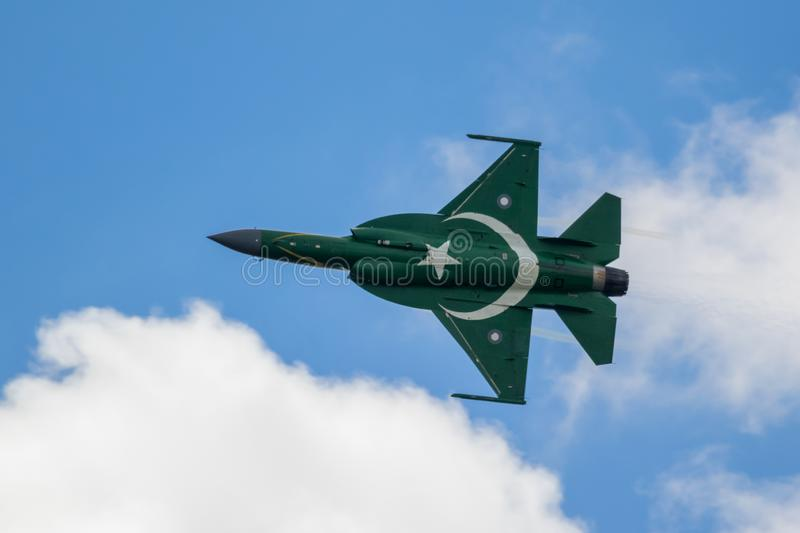 Pakistan Air Force JF-17 Thunder Fighter Jet Airplane