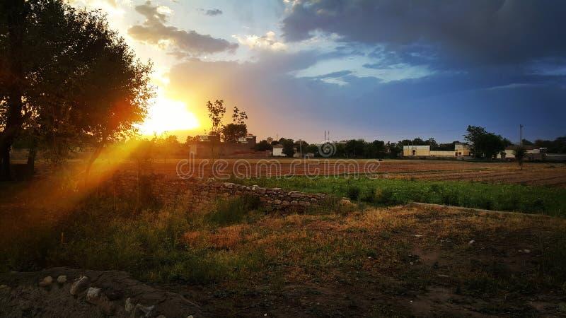 PAKISTAN. Kpk Swabi Kotha village royalty free stock photography