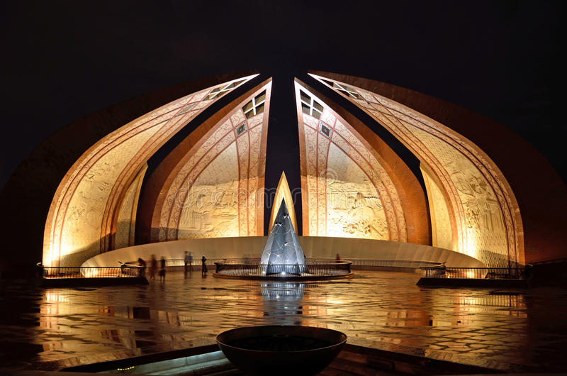 Pakistan Monument royalty free stock photos