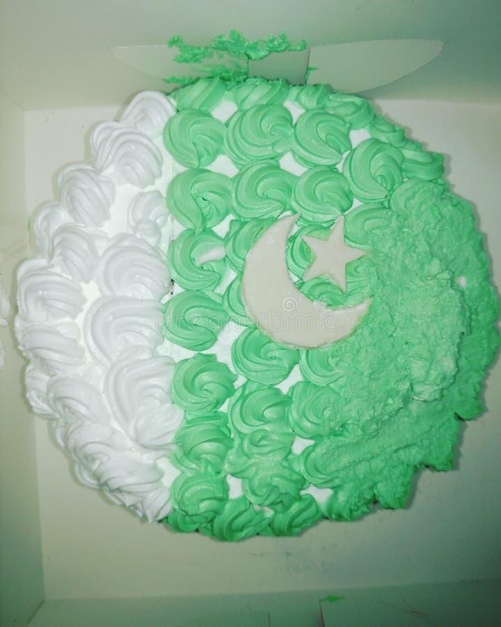 Pakistan& x27; s-självständighetsdagen royaltyfri fotografi
