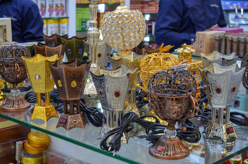 Pakistani Souvenirs stock image