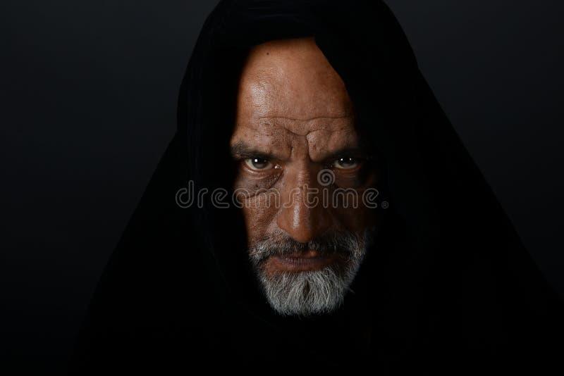 Pakistanischer heiliger Mann lizenzfreie stockfotos