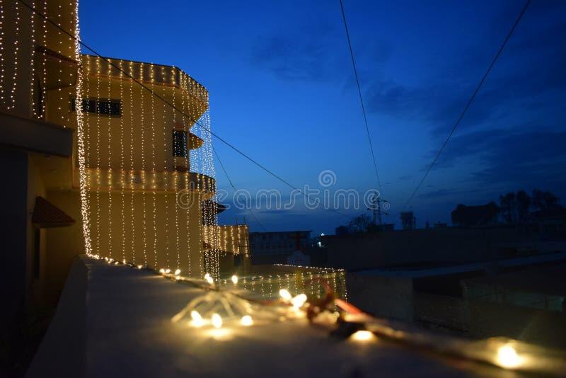 pakistanskt bröllop fotografering för bildbyråer