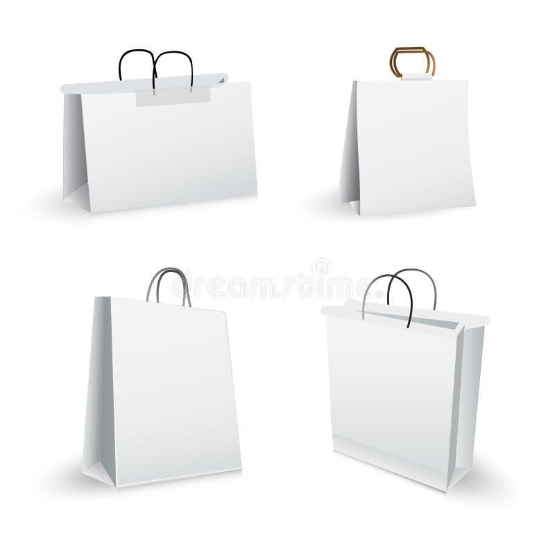 Pakket vector illustratie