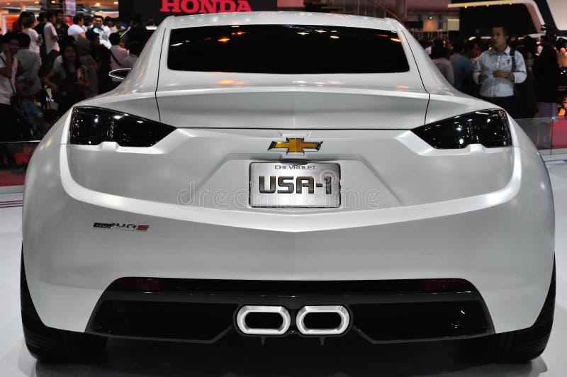 Chevrolet Tru 140S Concept stock photos
