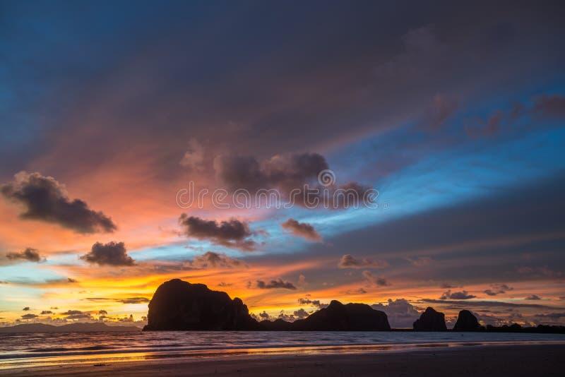 Pakmang, Sikao, Trang, Thaïlande image stock