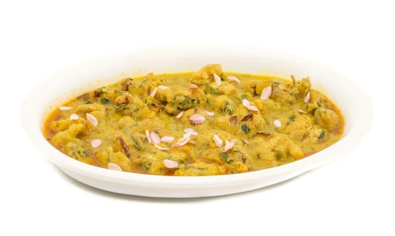 Pakora or bhajji. Indian special traditional fried food Pakora and chutney stock images