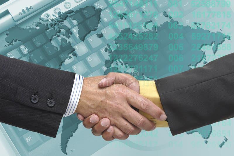 pakt zdjęcie royalty free