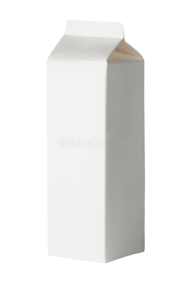 Pakunek mleko fotografia stock