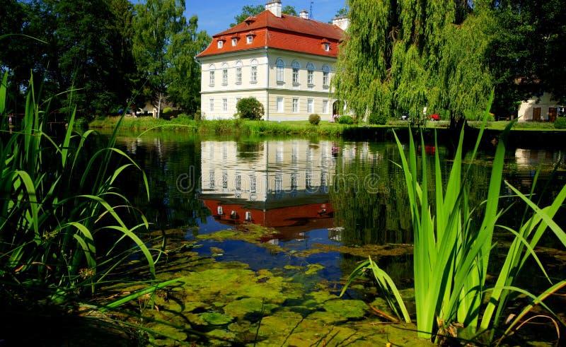 Palácio austríaco fotos de stock royalty free