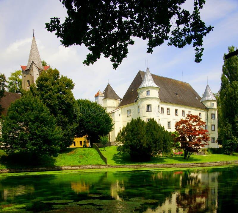 Palácio austríaco imagem de stock royalty free