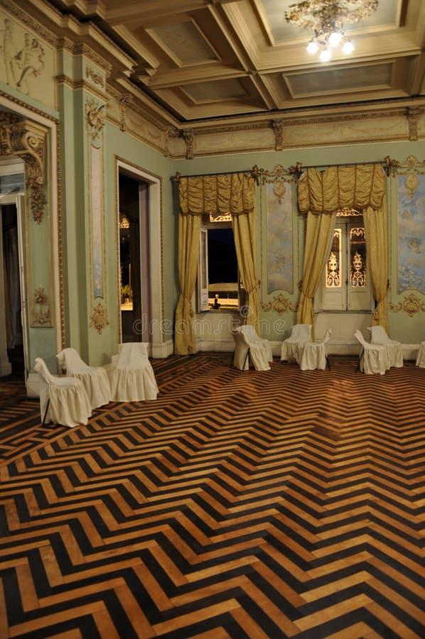 Palácio DA Aclamação stock foto's