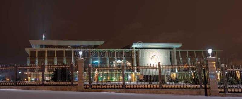 Palácio da independência imagens de stock royalty free