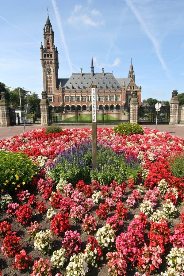 Palácio da paz fotografia de stock royalty free
