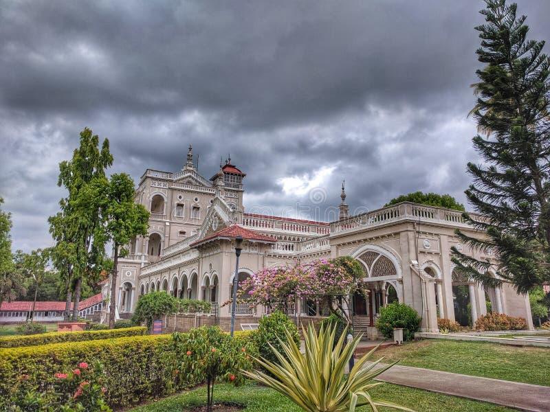 Palácio de Aga Khan fotos de stock royalty free