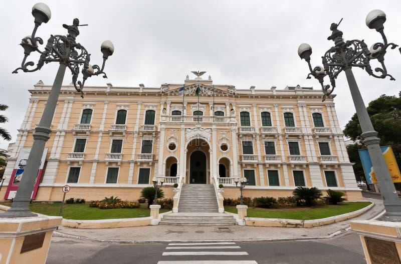 Palácio de Anchieta em Vitoria imagens de stock royalty free